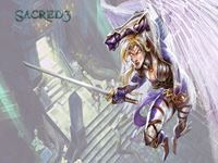 Sacred 3 wallpaper 3