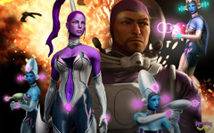 Saints Row The Third wallpaper 1