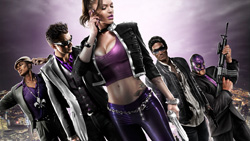 Saints Row The Third wallpaper 11