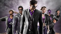 Saints Row The Third wallpaper 7