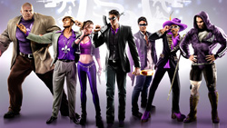 Saints Row The Third wallpaper 8