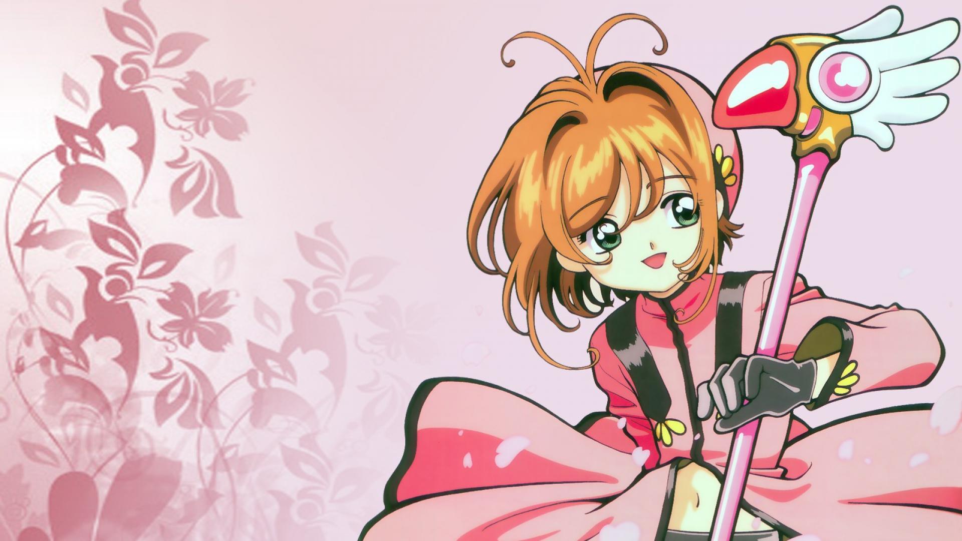Sakura Card Captor wallpaper 1