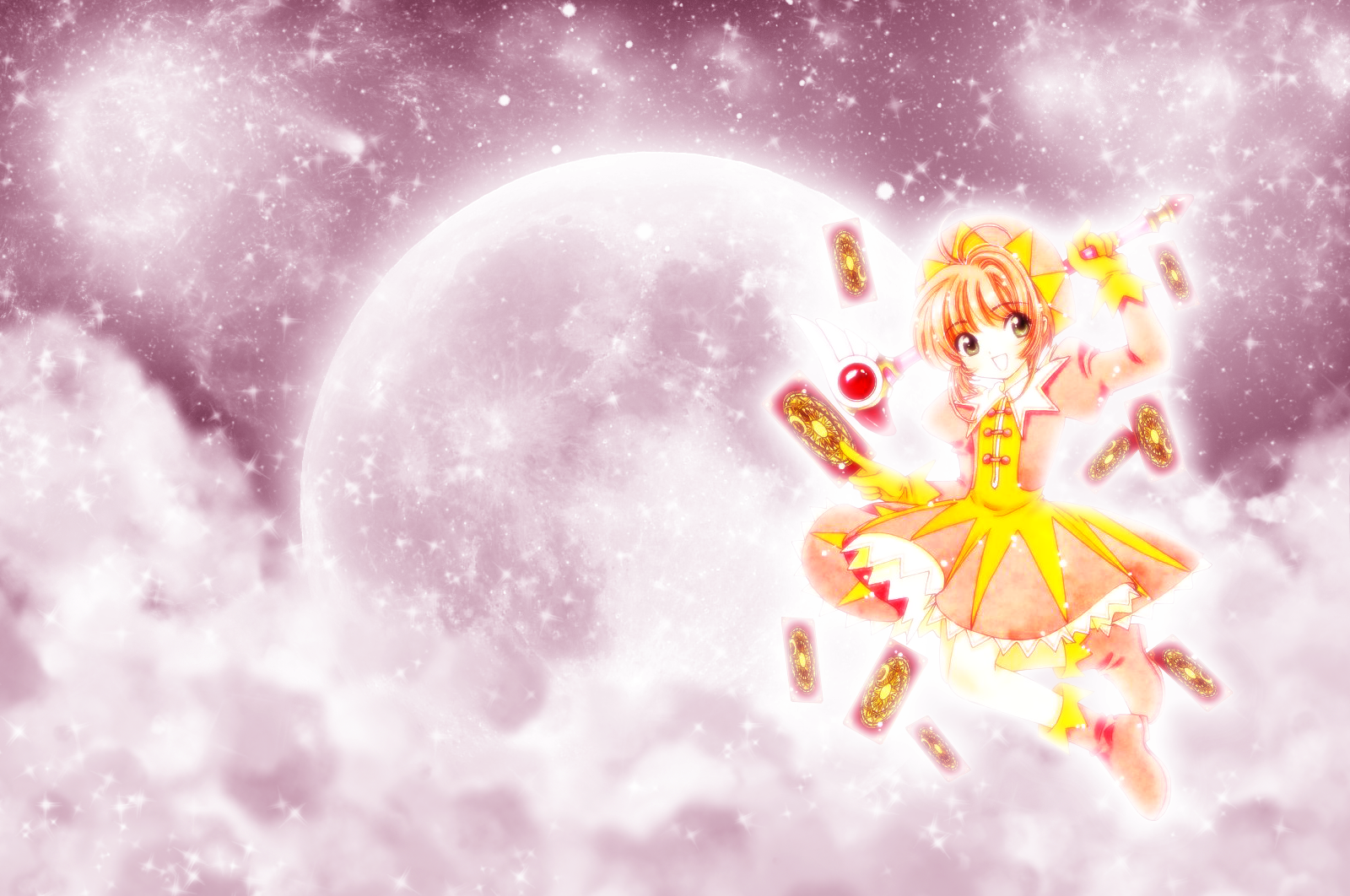 Sakura Card Captor wallpaper 12