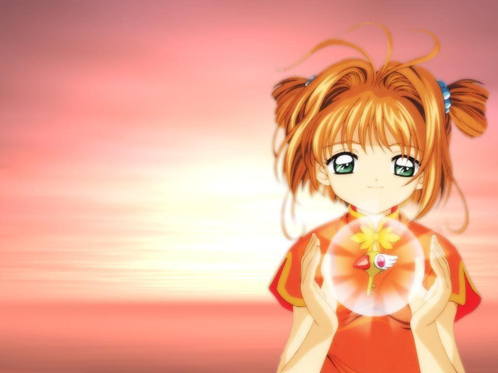 Sakura Card Captor wallpaper 13