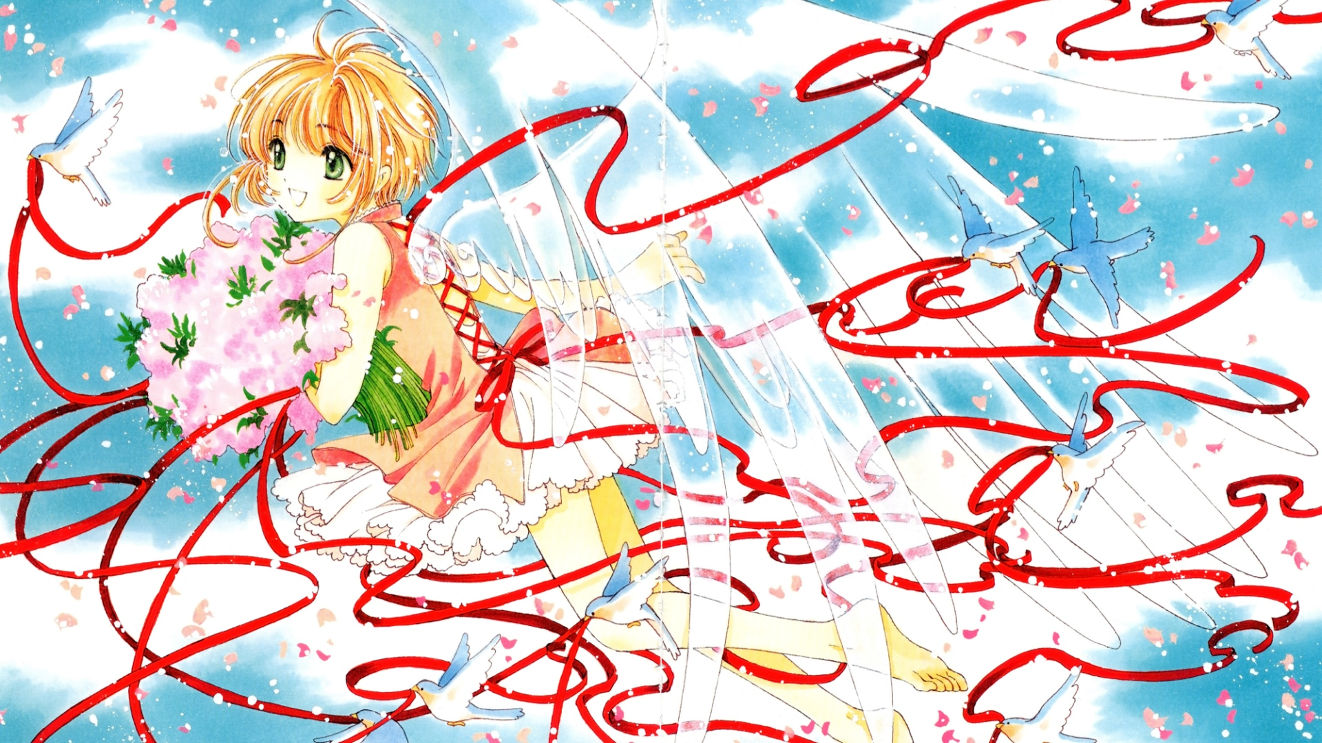Sakura Card Captor wallpaper 5