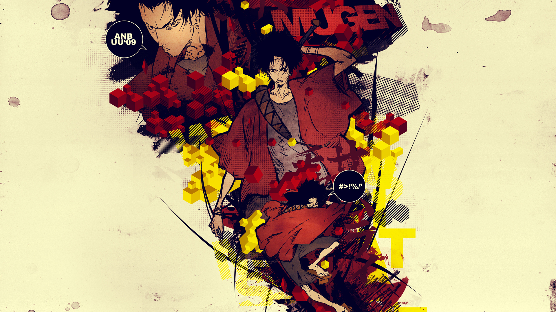 Samurai Champloo Wallpaper 5 Wallpapersbq