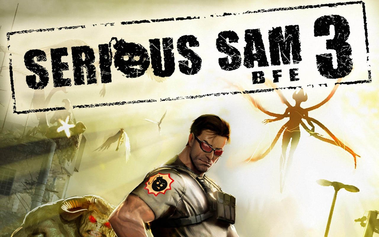 Serious Sam 3 wallpaper 1