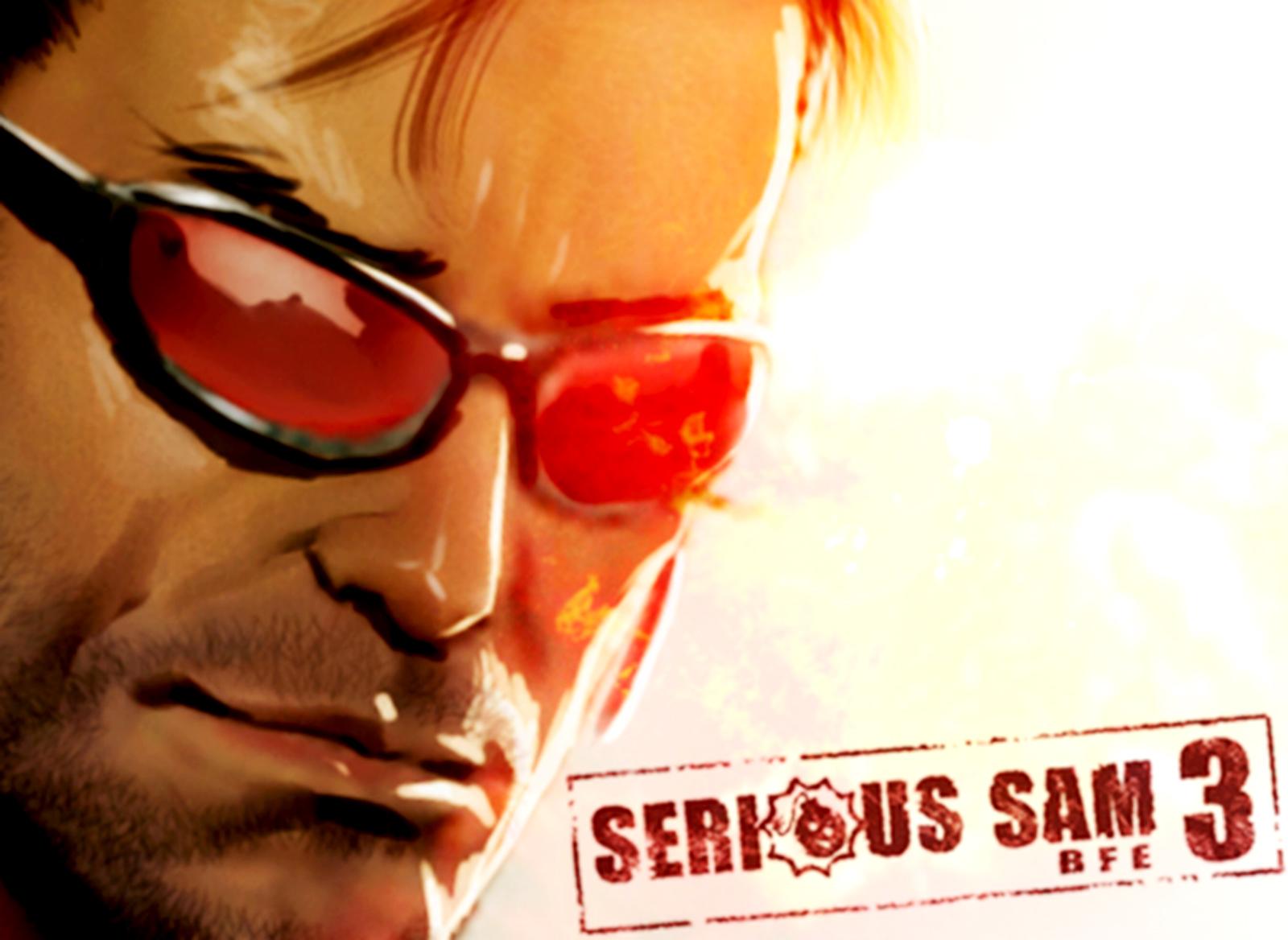 Serious Sam 3 wallpaper 5
