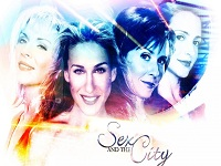 Sex and the city wallpaper 1
