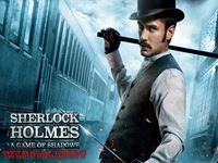 Sherlock Holmes a Game of Shadows wallpaper 10
