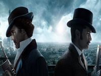 Sherlock Holmes a Game of Shadows wallpaper 12