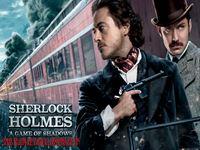 Sherlock Holmes a Game of Shadows wallpaper 2