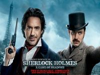 Sherlock Holmes a Game of Shadows wallpaper 3