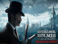 Sherlock Holmes a Game of Shadows wallpaper 6