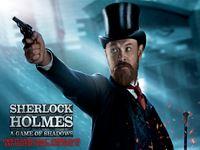 Sherlock Holmes a Game of Shadows wallpaper 8