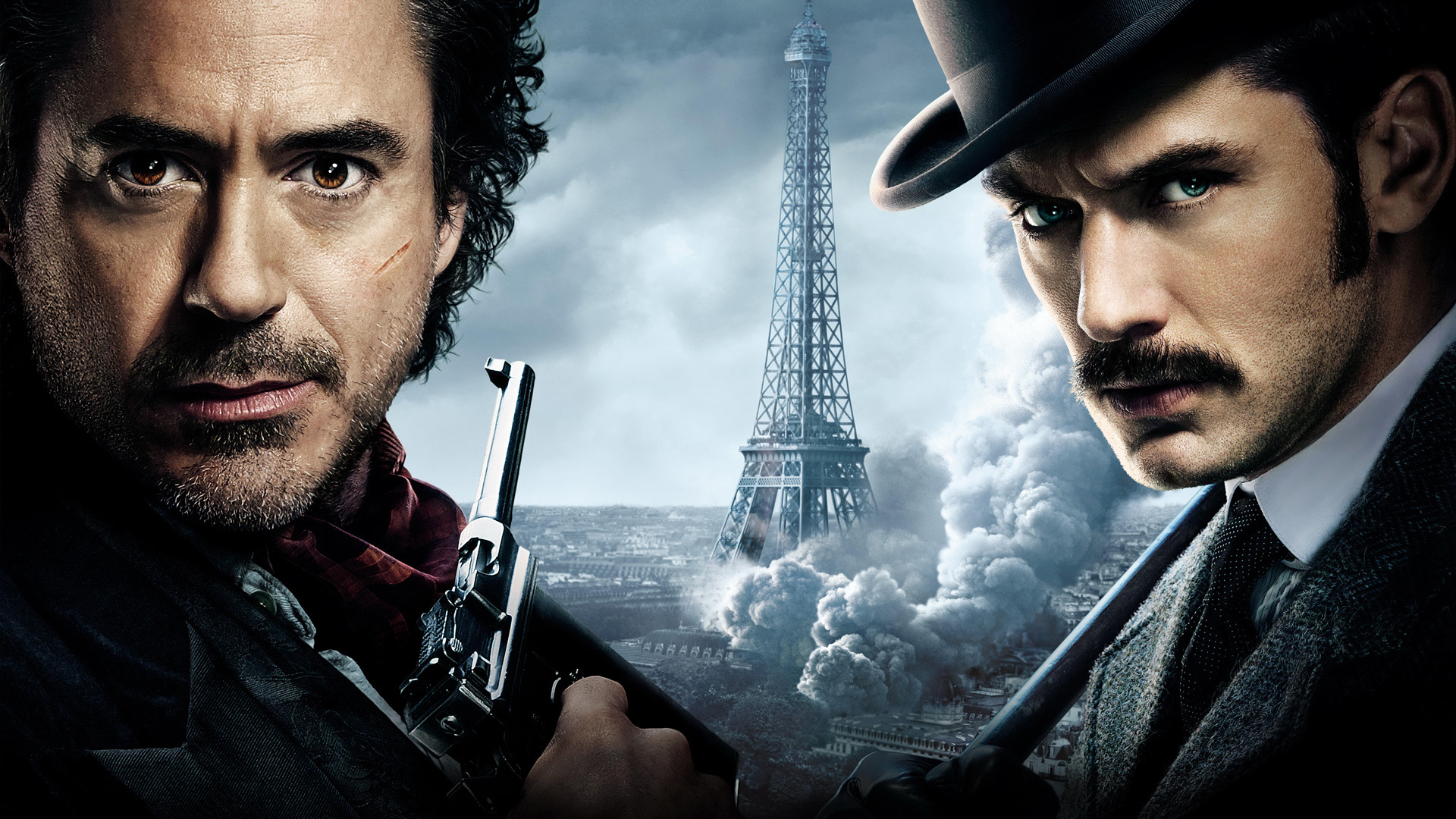 Sherlock Holmes a Game of Shadows wallpaper 1
