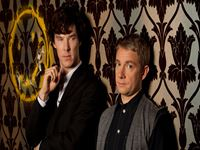 Sherlock wallpaper 7
