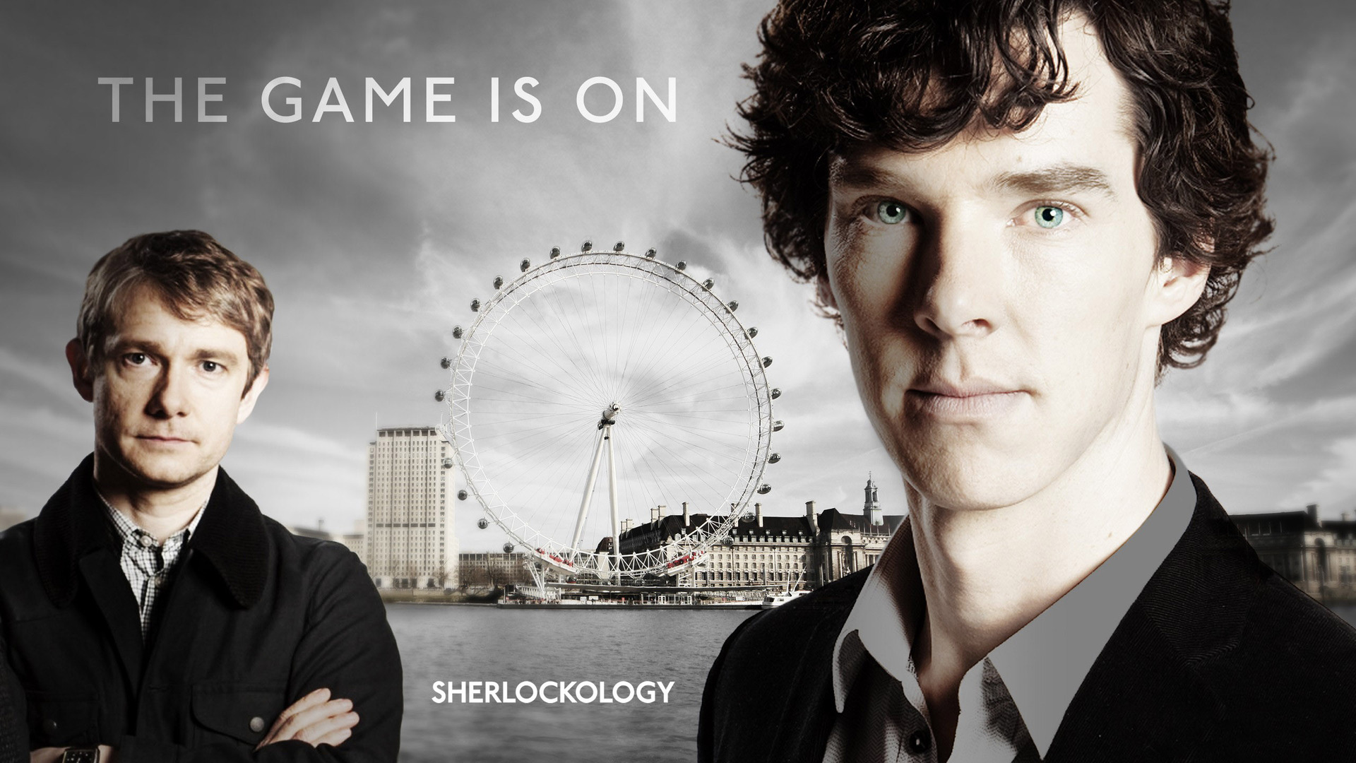 Sherlock wallpaper 10