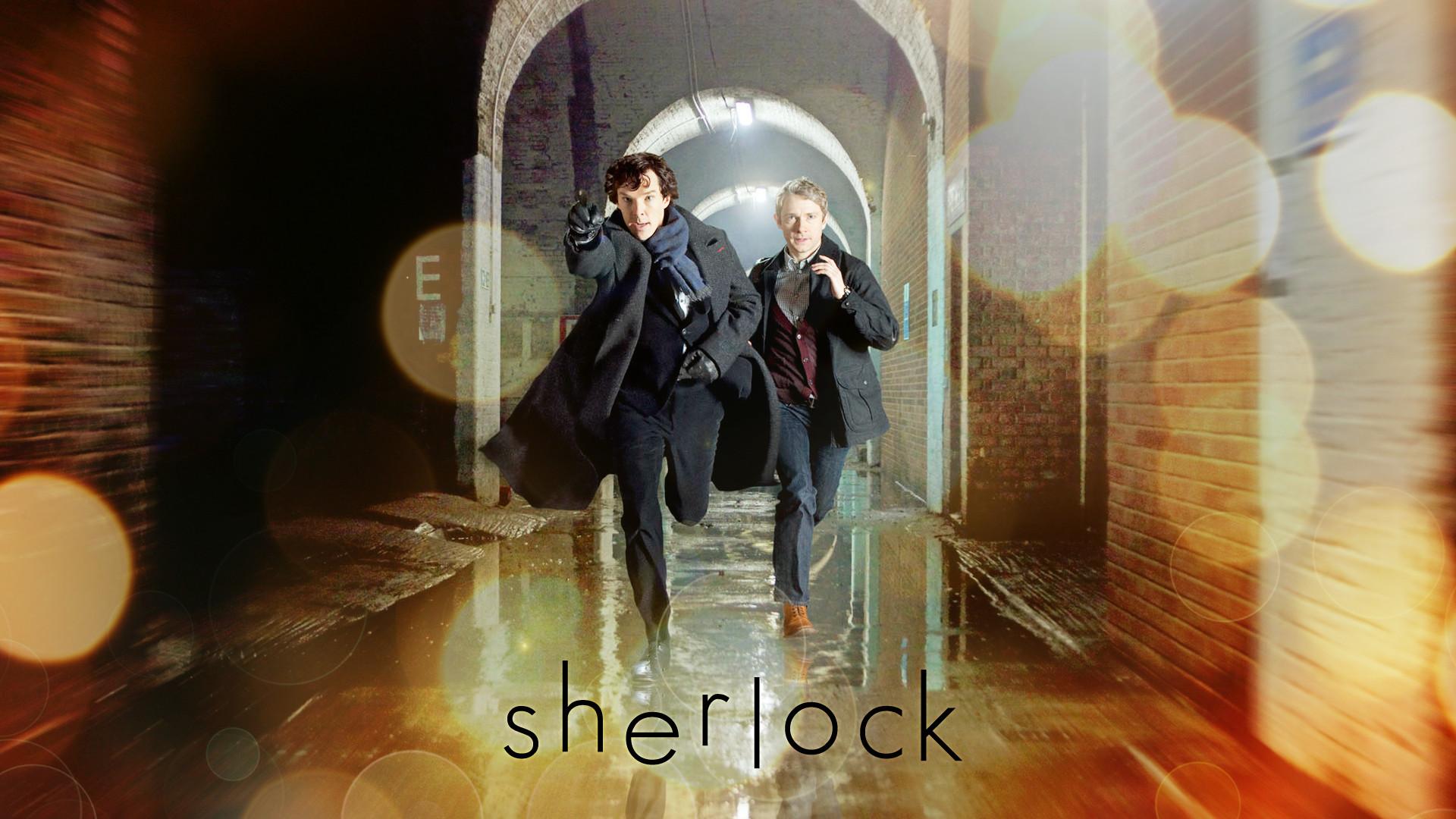 Sherlock wallpaper 3