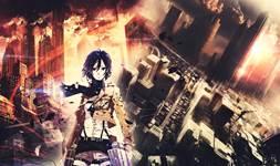 Shingeki no Kyojin wallpaper 15