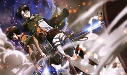 Shingeki no Kyojin wallpaper 29