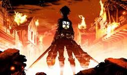 Shingeki no Kyojin wallpaper 4