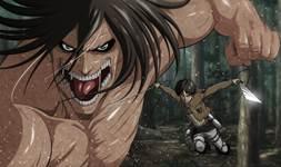 Shingeki no Kyojin wallpaper 41