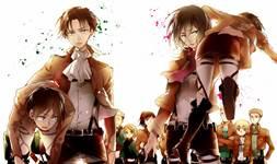 Shingeki no Kyojin wallpaper 5