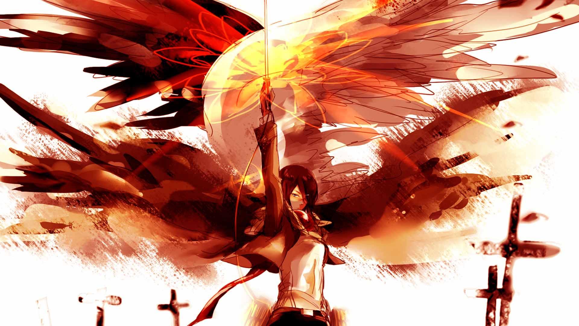 Shingeki no Kyojin wallpaper 11