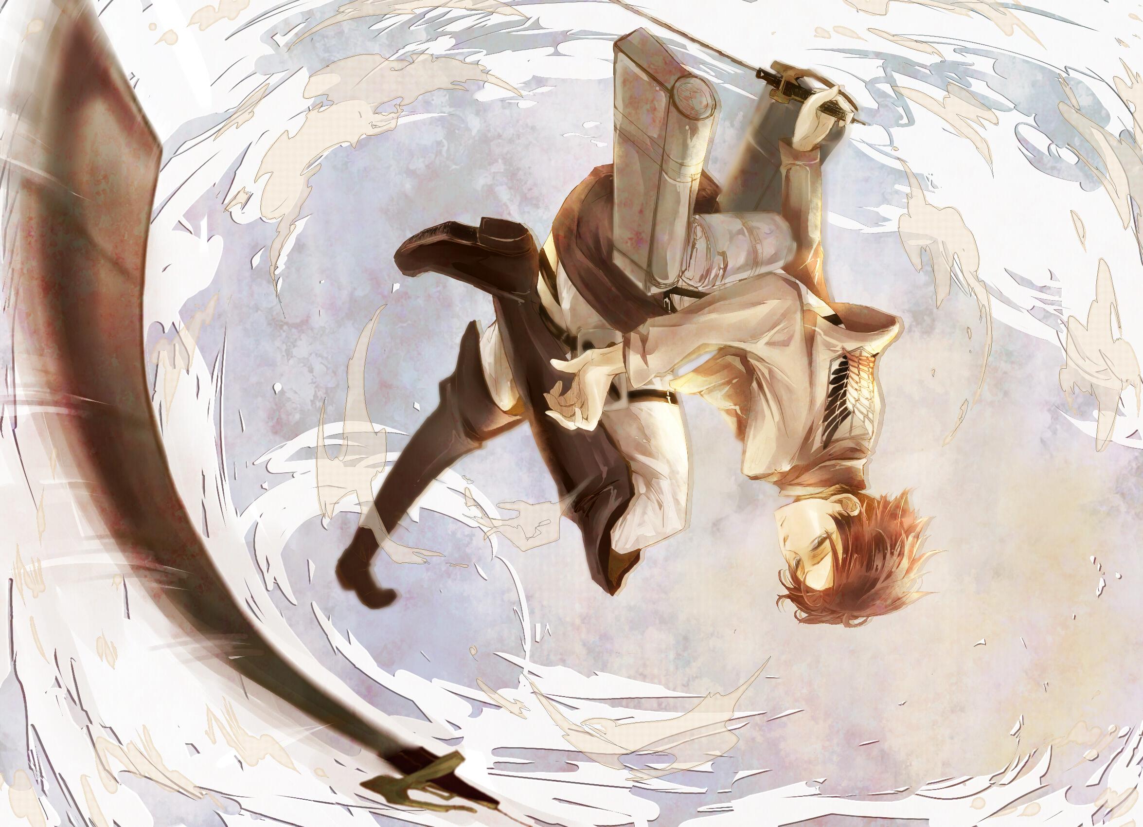 Shingeki no Kyojin wallpaper 33