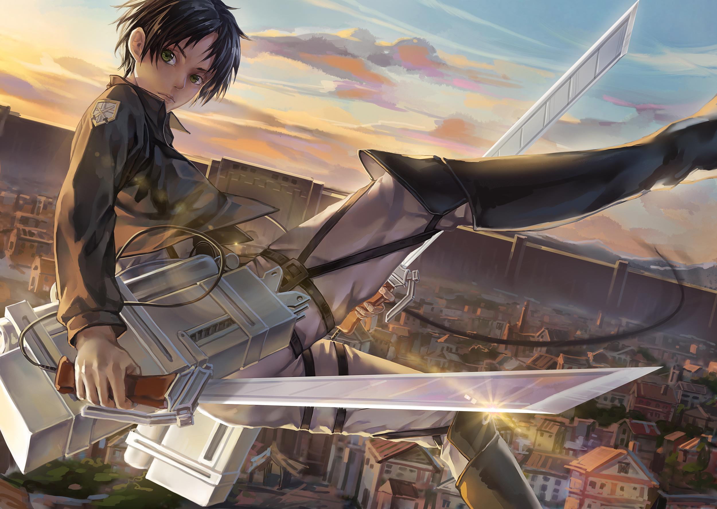 Shingeki no Kyojin wallpaper 36