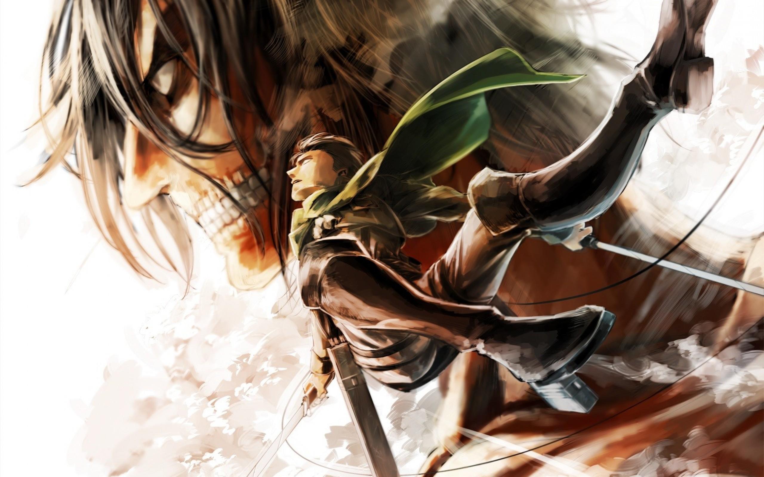 Shingeki no Kyojin wallpaper 40