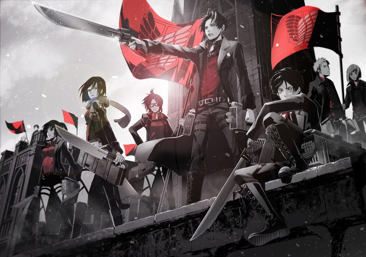 Shingeki no Kyojin wallpaper 47