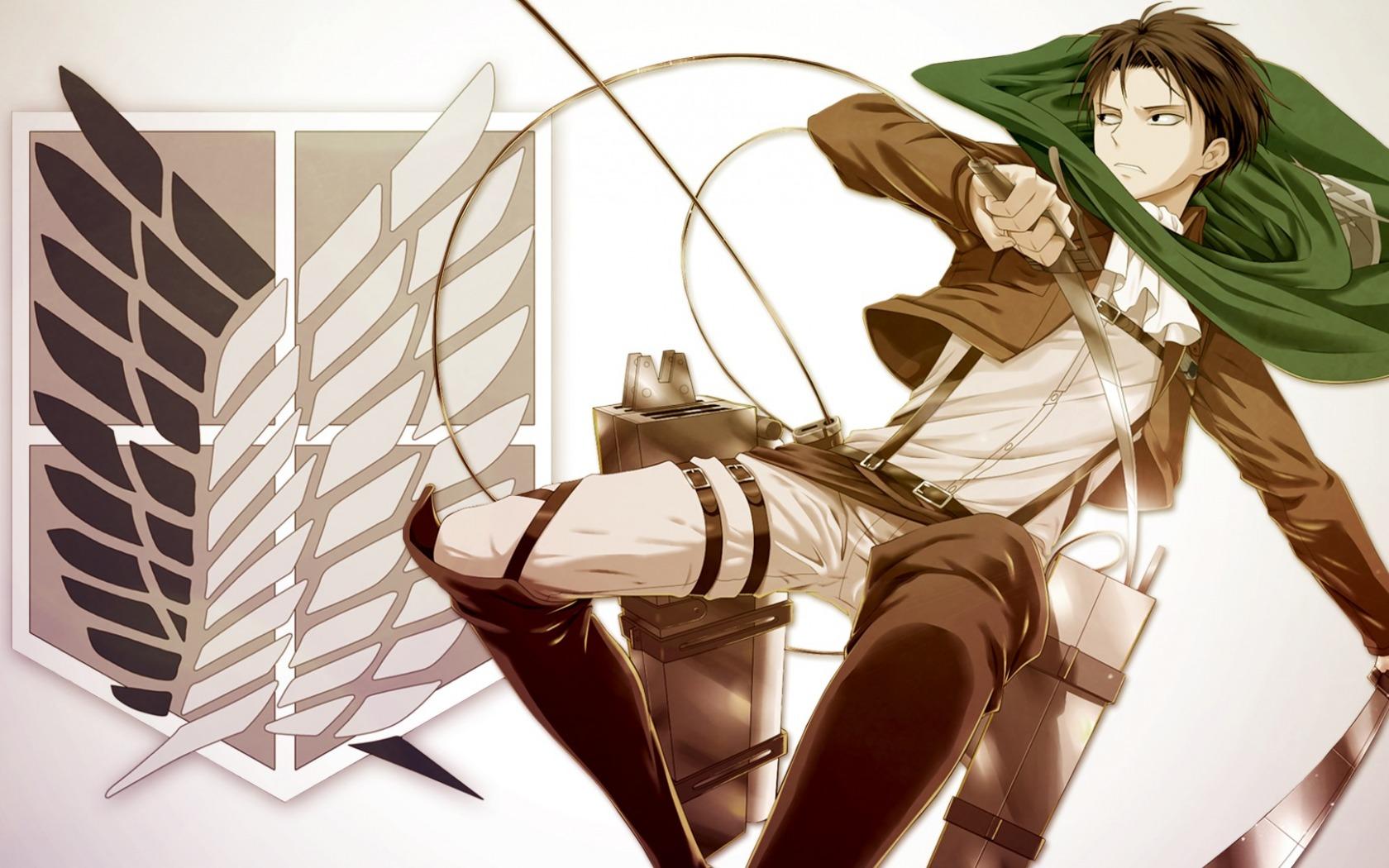 Shingeki no Kyojin wallpaper 49