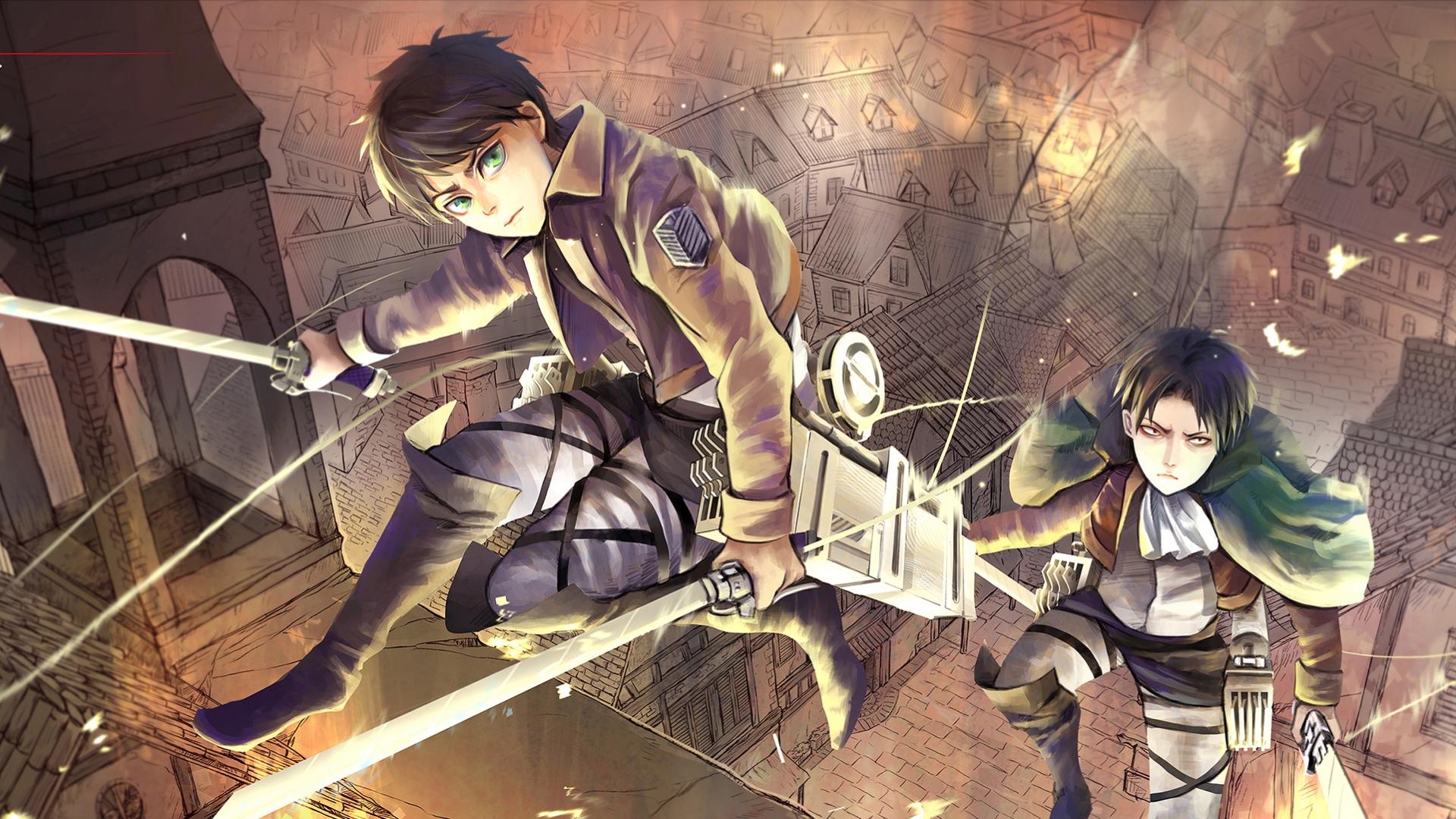 Shingeki no Kyojin wallpaper 50