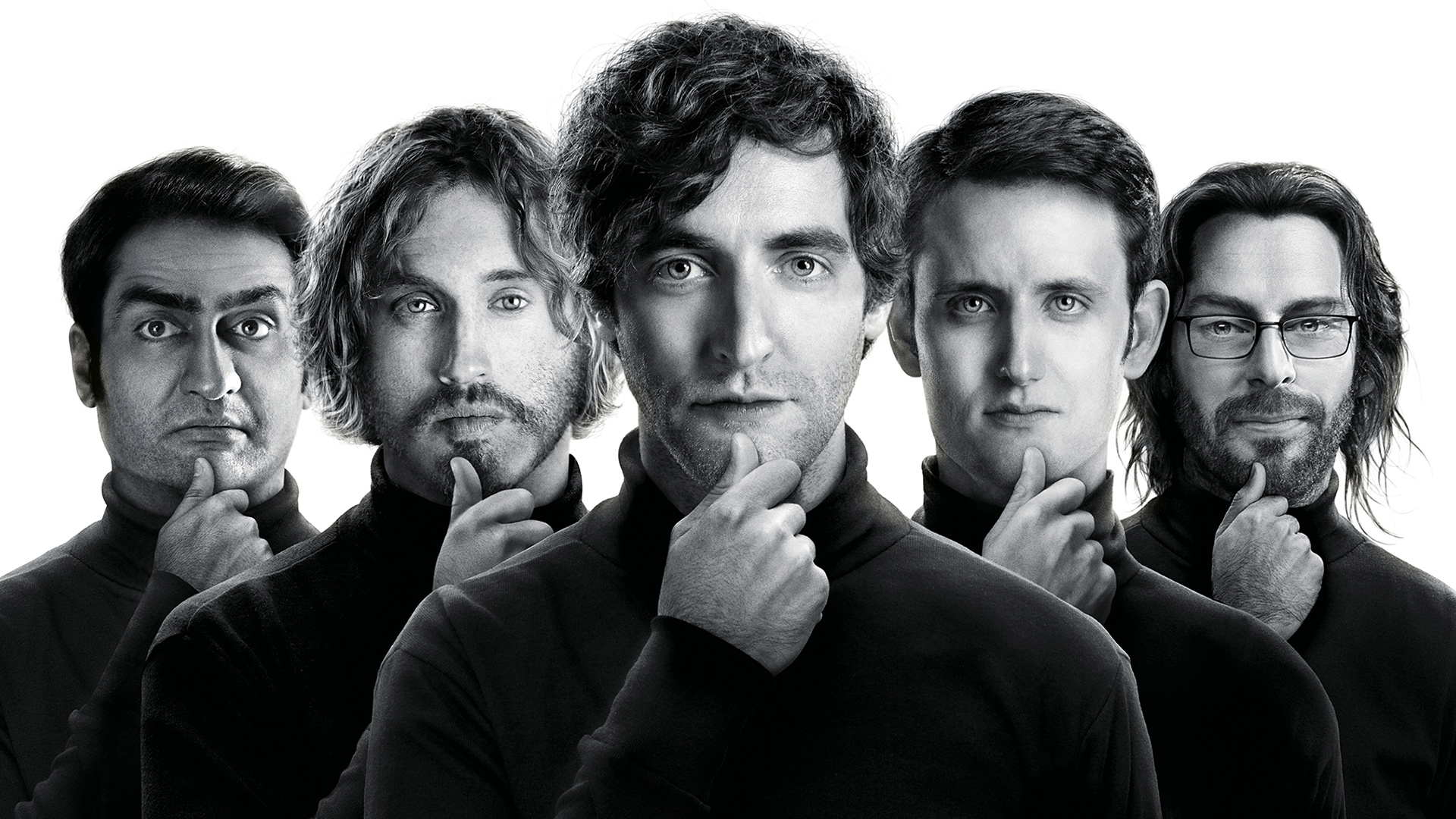 Silicon Valley wallpaper 1
