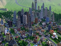SimCity wallpaper 3
