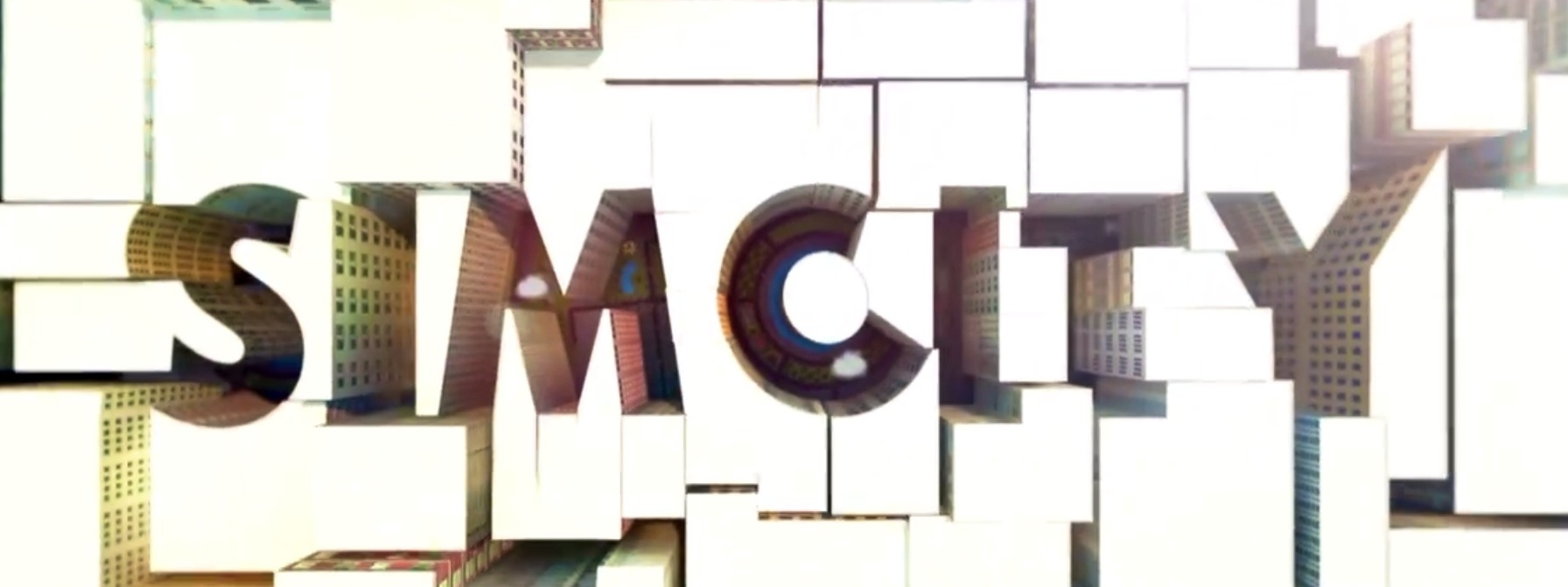 SimCity wallpaper 1