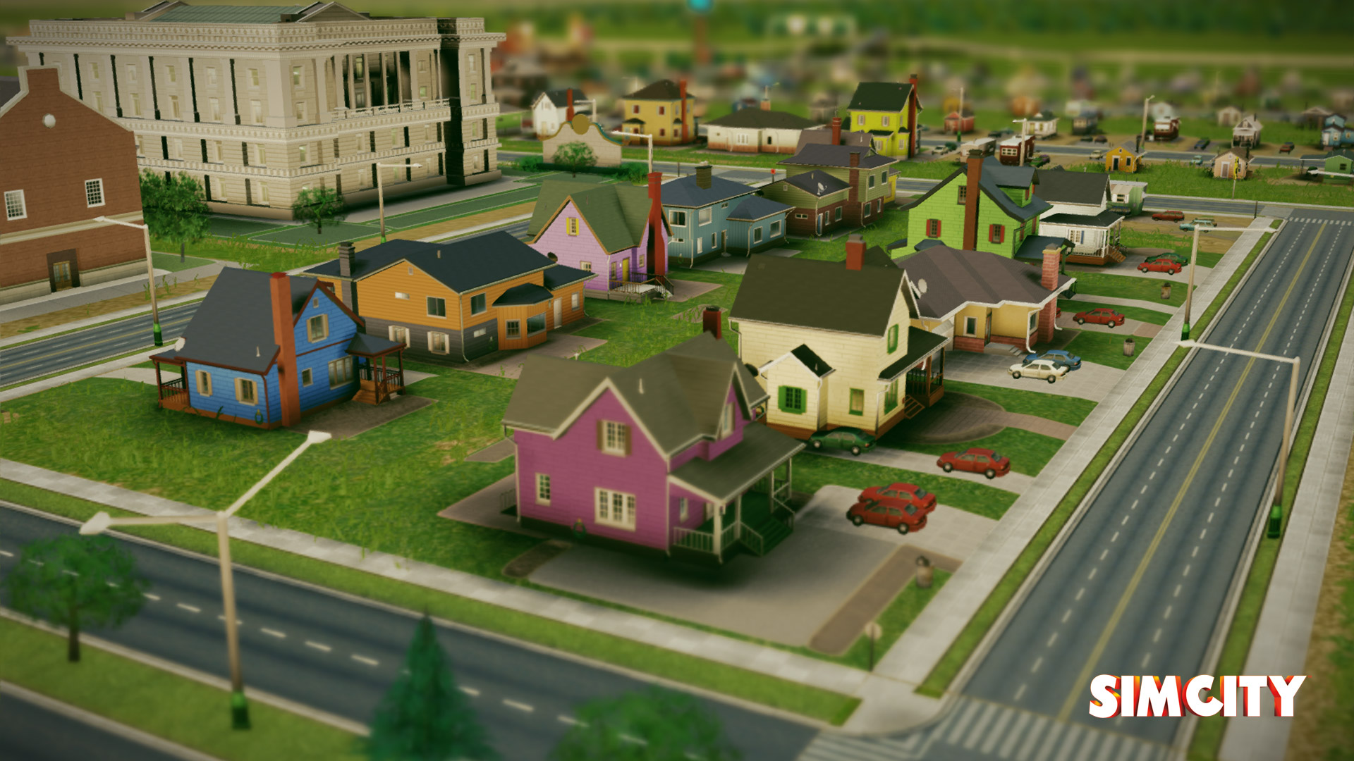 SimCity wallpaper 6