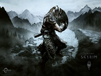 Skyrim wallpaper 4