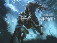 Skyrim wallpaper 7