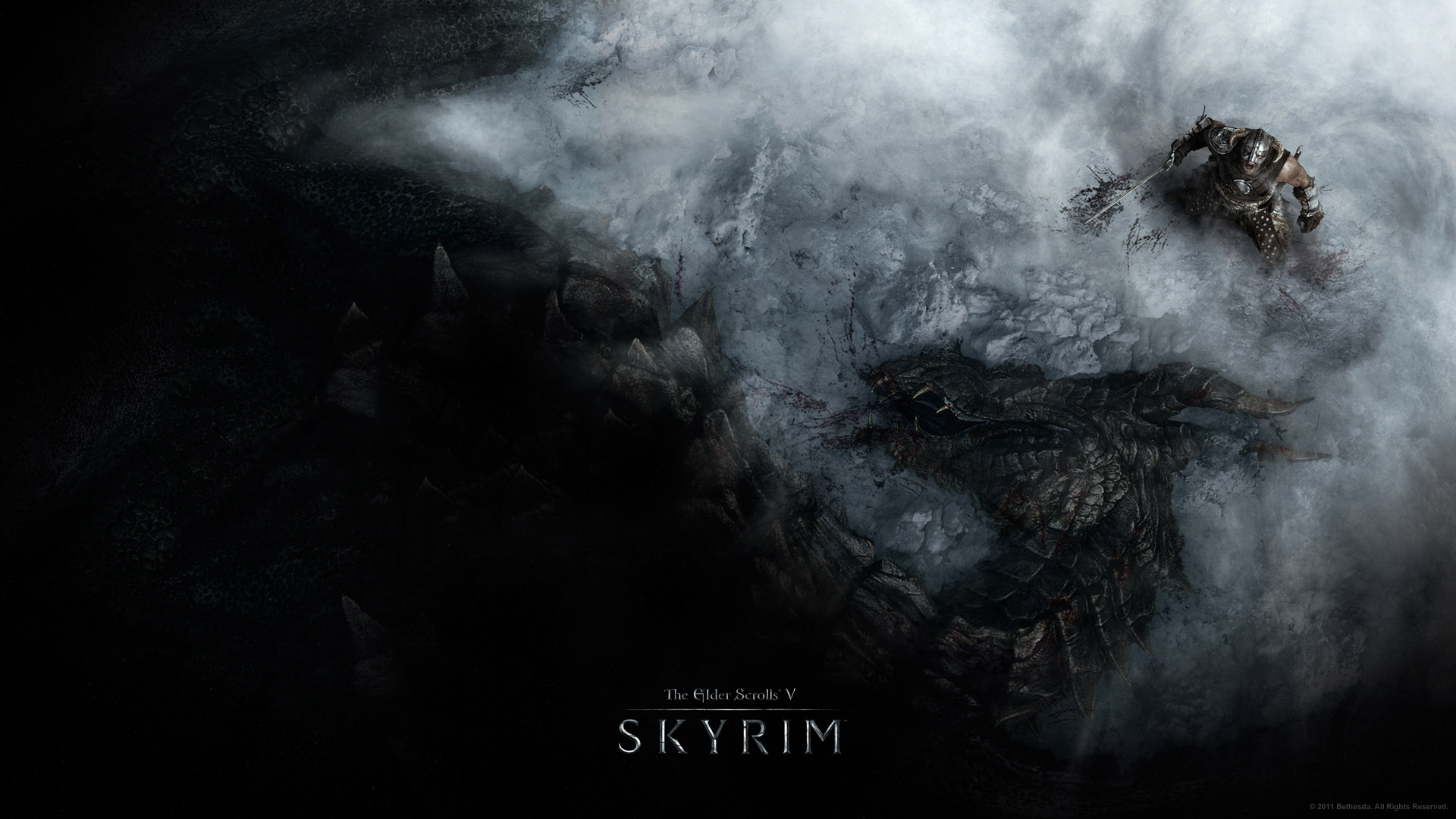 Skyrim wallpaper 11