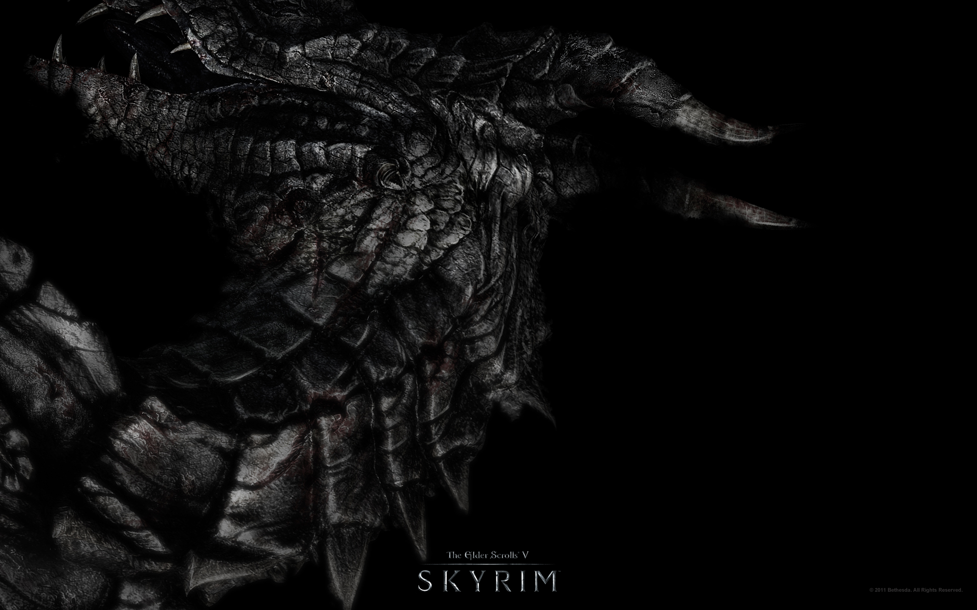 Skyrim wallpaper 2