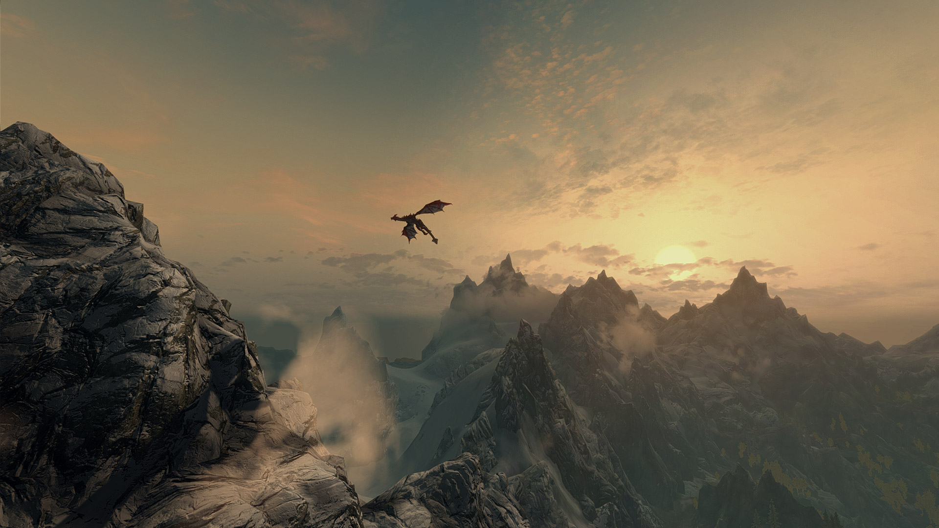 Skyrim wallpaper 21