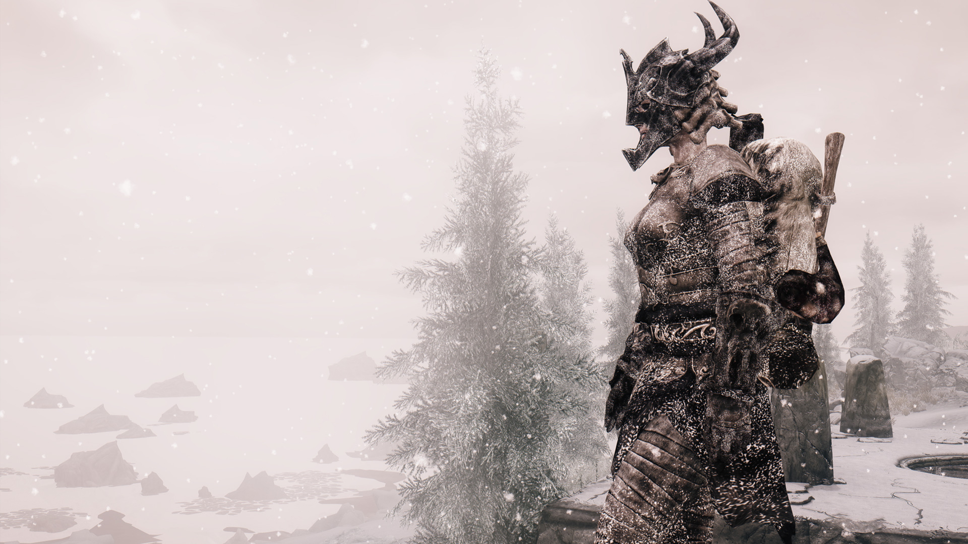 Skyrim wallpaper 24