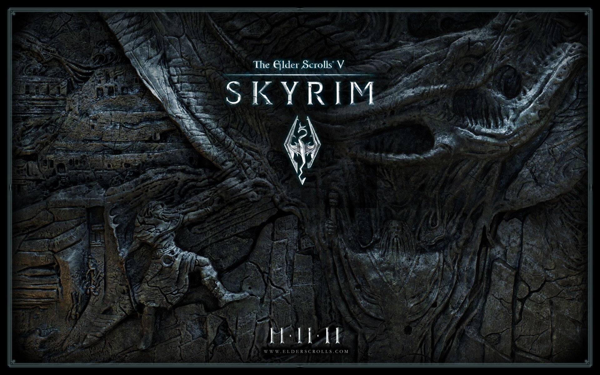 Skyrim wallpaper 6