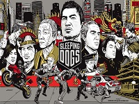 Sleeping Dogs wallpaper 3