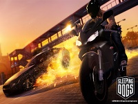 Sleeping Dogs wallpaper 4