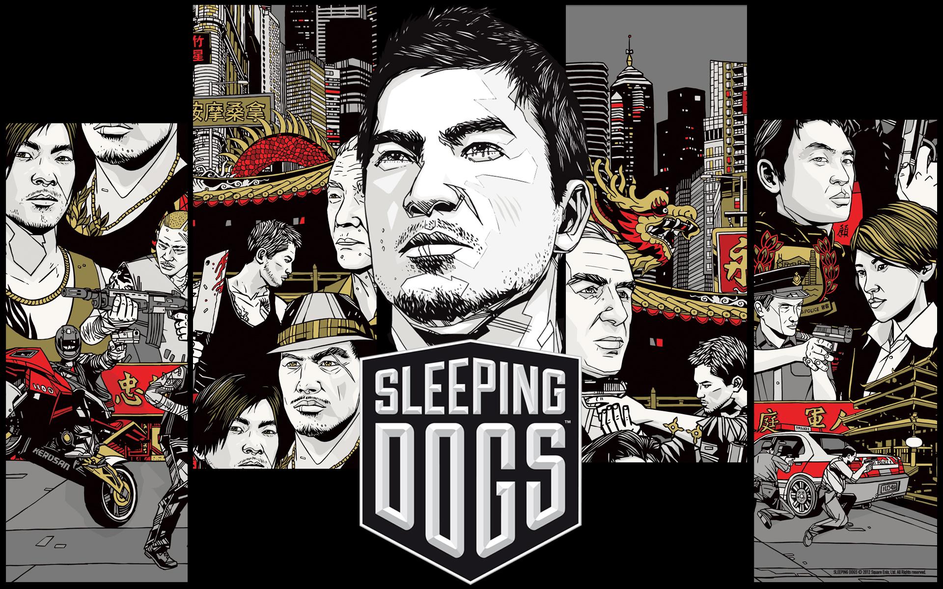 Sleeping Dogs wallpaper 6