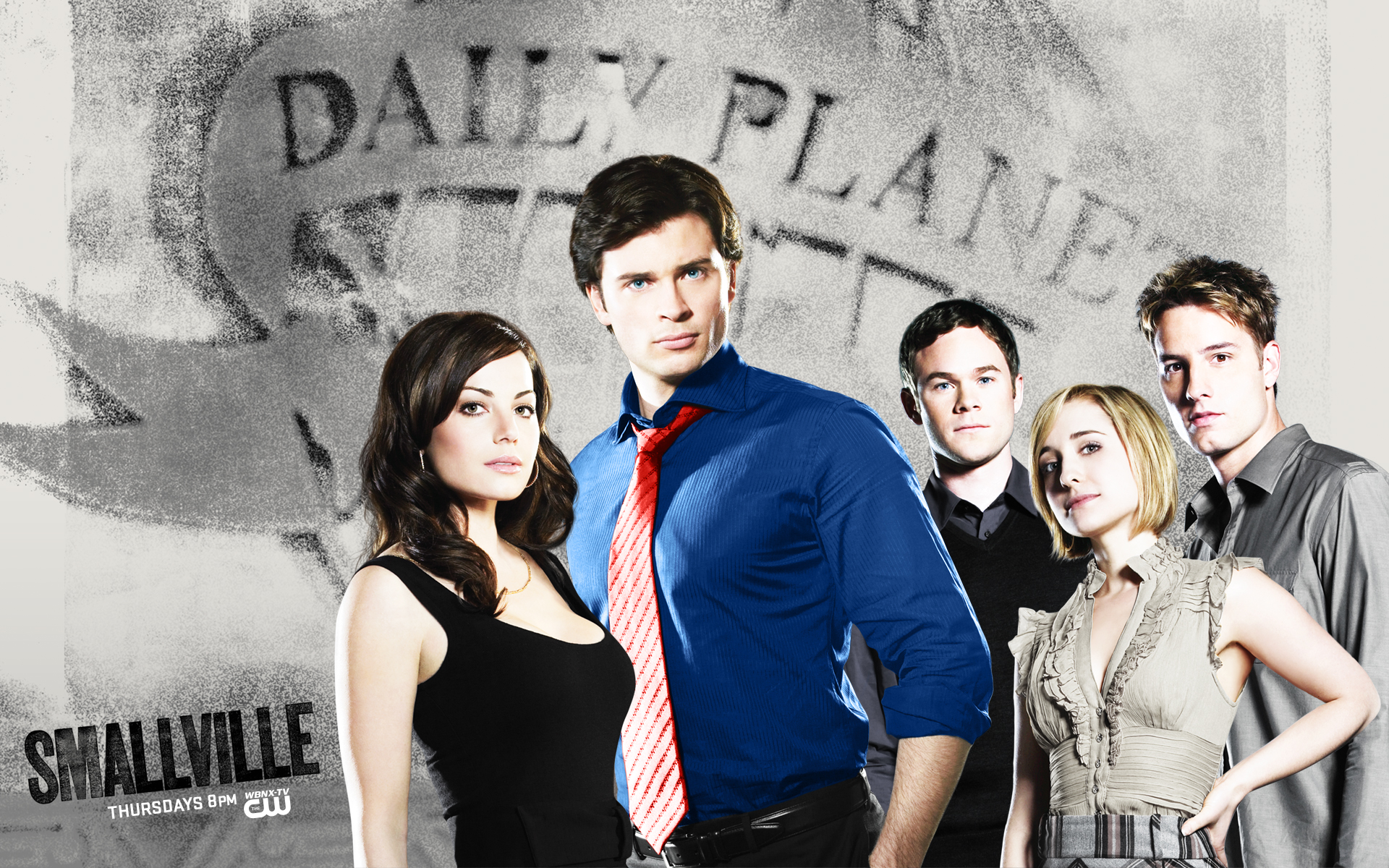 Smallville wallpaper 11